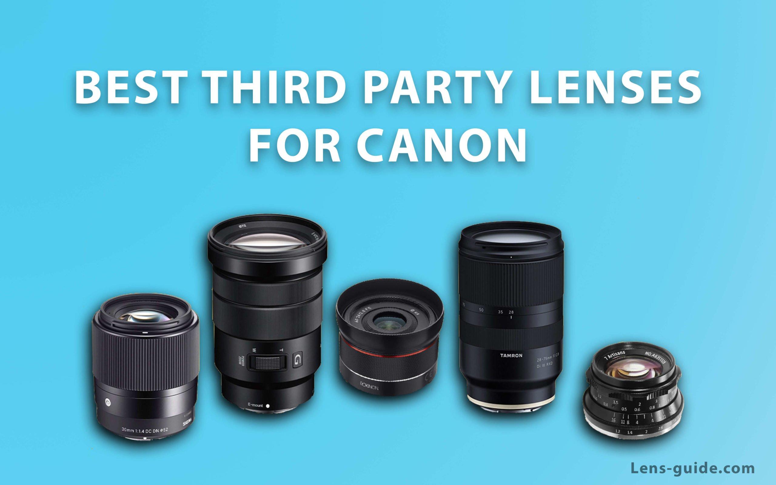 Best-third-Party-lenses