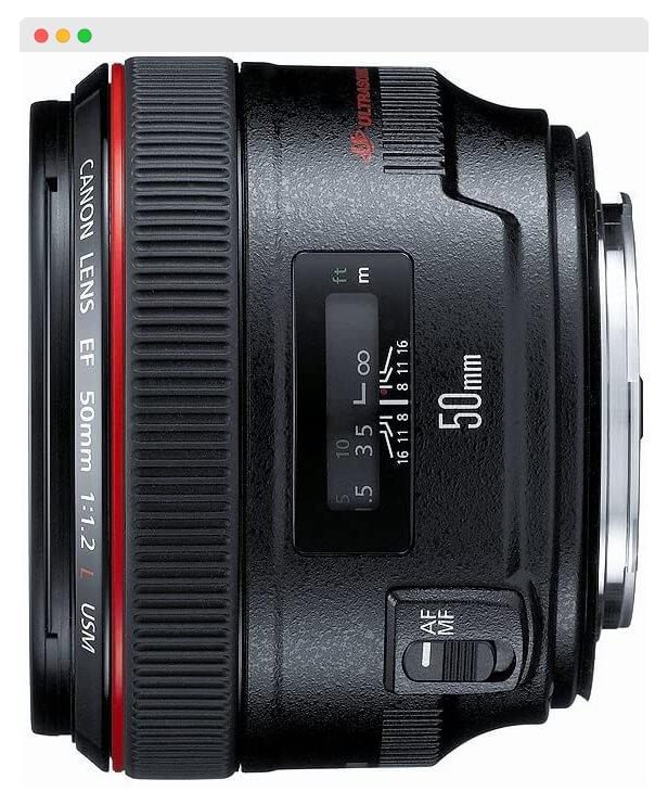 Canon-EF-50mm-f1.2-Group-Portrait-Lens
