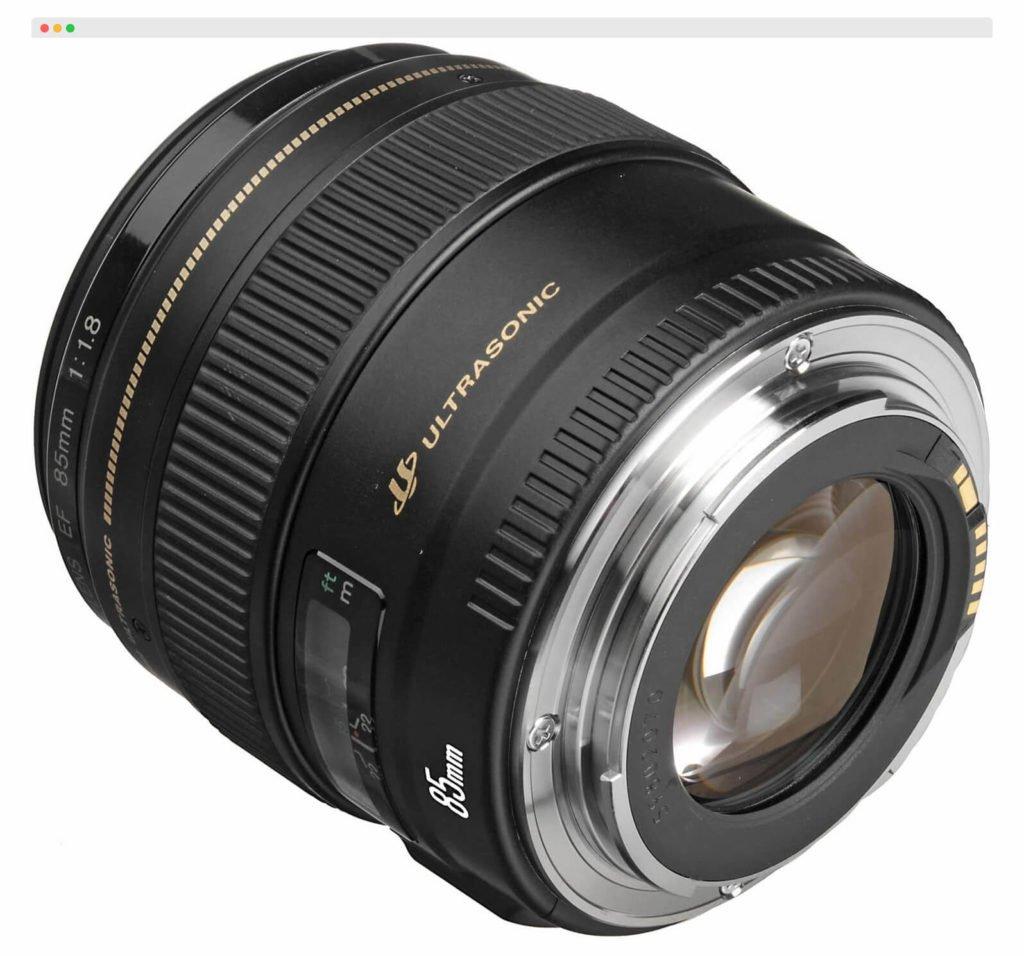 Canon-EF-85mm-f1.8-USM-Medium-Telephoto-Lens