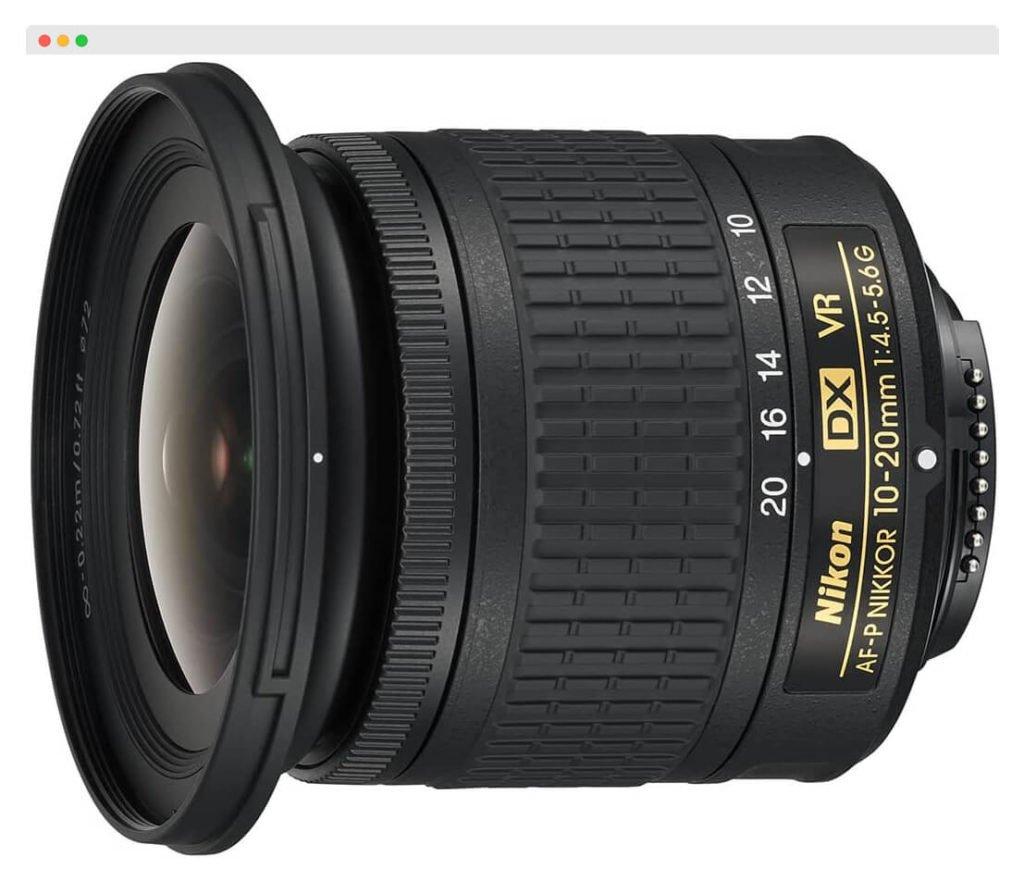 Nikon-AF-P-DX-NIKKOR-10-20mm-f4.5-5.6G-VR-Lens