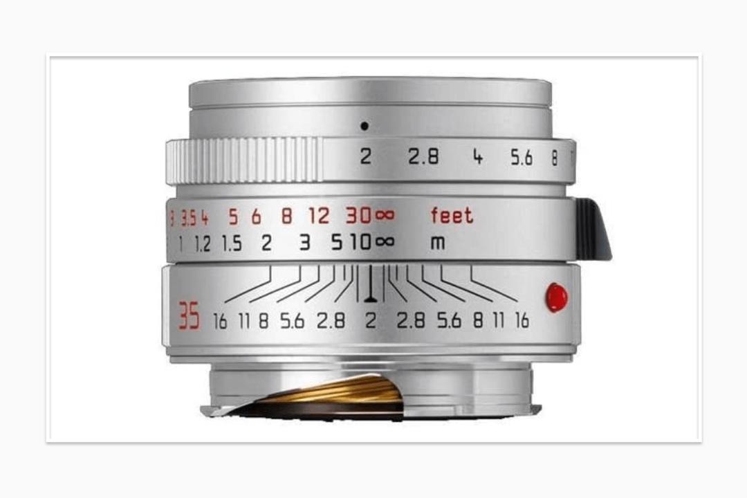 Leica-35mm-f_2.0-SUMMICRON-M-Lens
