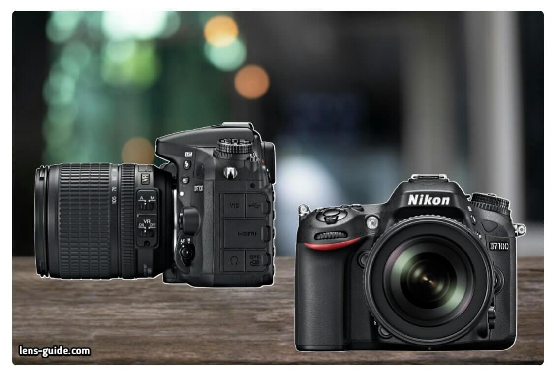 Nikon-D7100-SLR